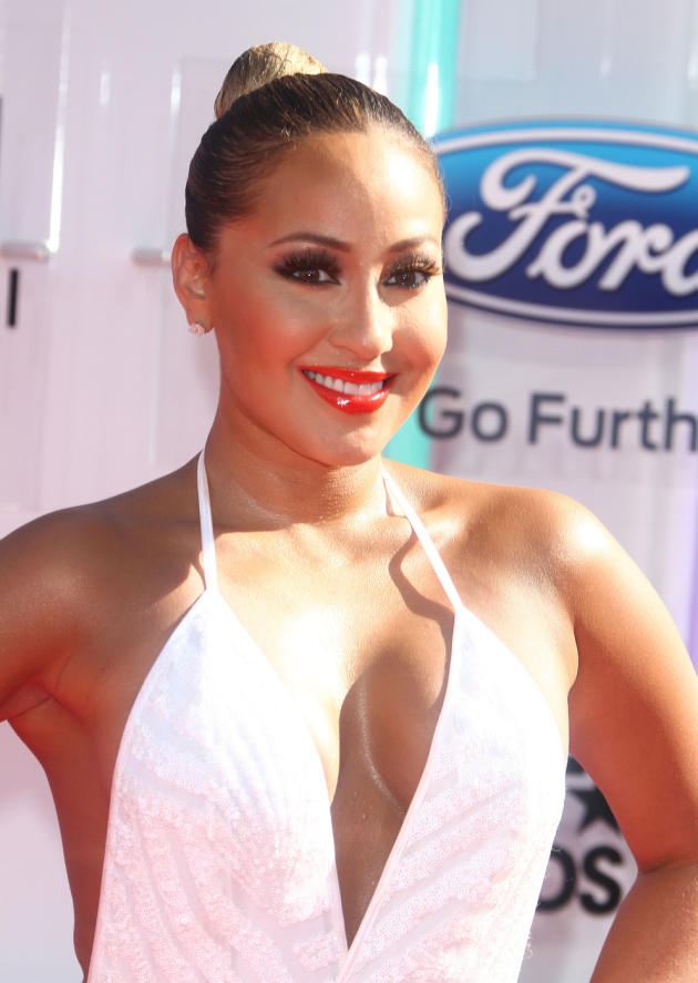 Adrienne Bailon at BET Awards