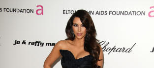 In (Doggy) Style: Olivia Mojica, Kim Kardashian, Paris Hilton Pose for the Camera