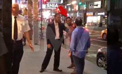 Shia LaBeouf Tries to Start Fight Outside of NYC Strip Club