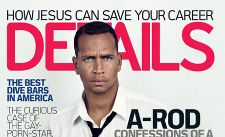 Madonna Who? A-Rod All Over A-Rod in Details