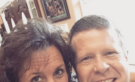 Michelle, Jim Bob Duggar Photo