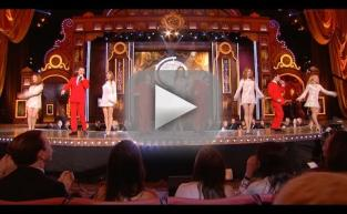 The Jersey Boys Close the Tony Awards