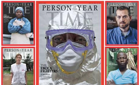 Should Ebola Fighters have been named Time Person of the Year?
