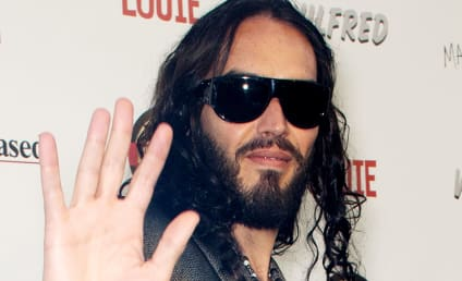 Russell Brand on Sarah Palin Relevancy: All About the Vagina!
