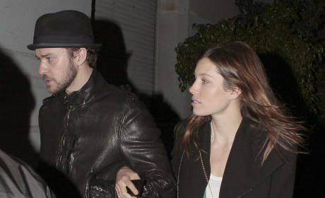 Grandma Confirms It: Justin Timberlake Proposed to Jessica Biel!