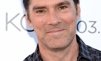 Thomas Gibson: A History of Violence on Criminal Minds