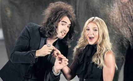 Russell Brand Dumps Teresa Palmer ... For Britney Spears?