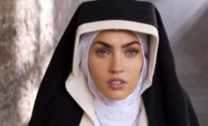 Megan Fox: Hottest. Nun. Ever.