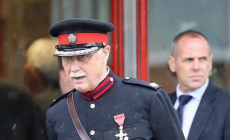 Vice Lord Lieutenant of Essex Jonathan Douglas-Hughes Pic