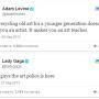 Lady Gaga - Adam Levine Twitter War