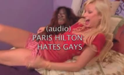 Paris Hilton on Gay Men: Horny, Disgusting and Probably AIDS-Infected!
