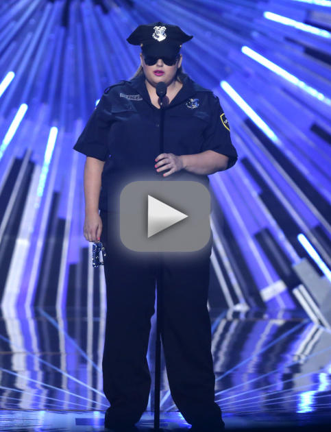 Rebel wilson military savagery fun ignites vmas controversy