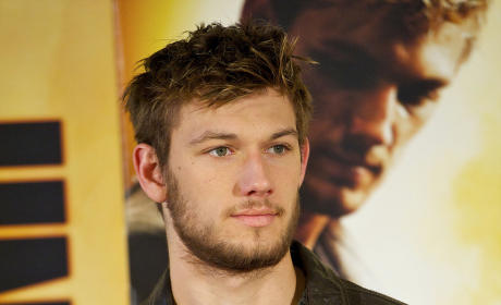 Should Alex Pettyfer star as Christian Grey?