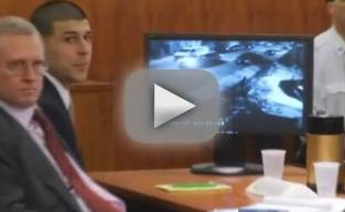 Aaron Hernandez Gun Video