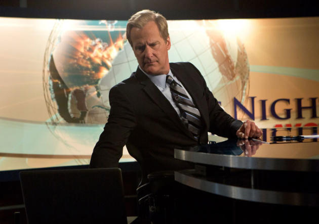 Jeff Daniels on The Newsroom