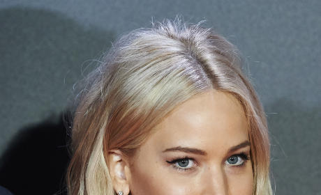 Jennifer Lawrence Smirk