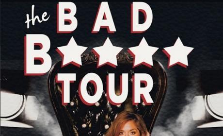 """Farrah Abraham Announces Bad B-tch Tour Featuring """"Lingerie DJ Sets"""""""
