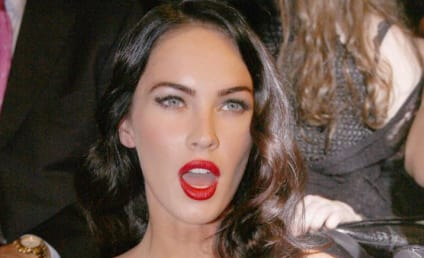 Megan Fox Has to Watch Her Movies Hammered