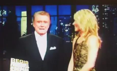 Regis Philbin's Last Show Boosts Live Ratings