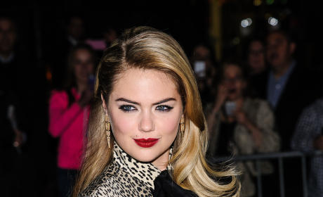 Kate Upton Too Fat, Loser Website Claims