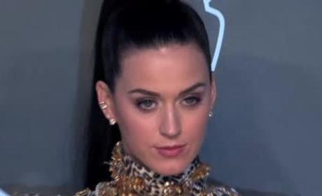 Katy Perry to Naked Pop Stars: Like, Put it Away Already!