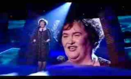 Susan Boyle Advances to Finals of Britain's Got Talent