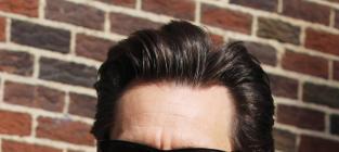 Jim Carrey in NYC