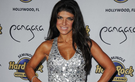 "Teresa Giudice Will Be ""Targeted"" By Other Inmates, Source Says"
