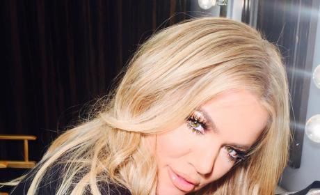 Khloe Kardashian Sort of Splits from James Harden