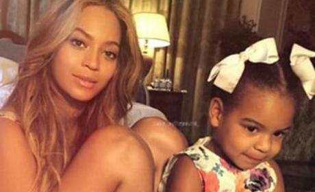 Beyonce Posts Blue Ivy Vacation Photos: Viva Italia!