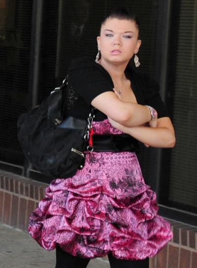 Teen Mom's Amber Portwood