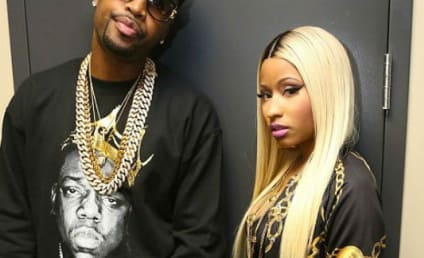 Nicki Minaj RIPS Safaree Samuels on Twitter: You Ungrateful, EVIL Soul!