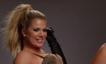 Kocktails With Khloe: Canceled! Network Pulls the Plug On Khloe Kardashian Talk Show!