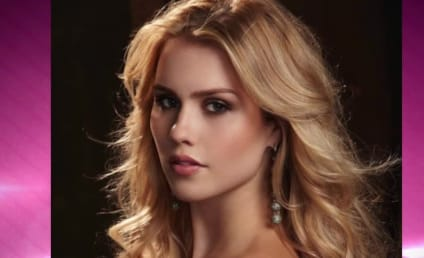 Claire Holt Stuns in Glamoholic, Talks Life After The Originals