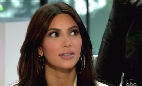 Kim Kardashian on Haiti Trip: NOT About Me!
