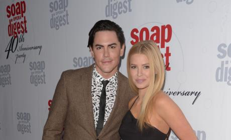 Tom Sandoval and Ariana Madix: 40th Anniversary of the Soap Opera Digest