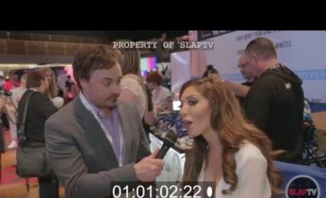 Farrah Abraham Insults Leo DiCaprio In The Worst Interview EVER