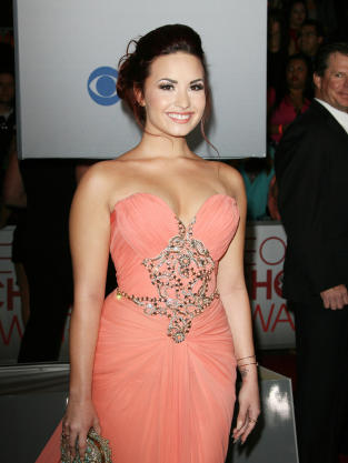 Demi Lovato PCA Dress
