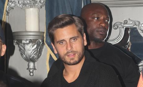 Scott Disick's Hilarious Reason For Leaving Rehab Revealed