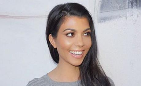 Kourtney Kardashian: Using Justin Bieber to Make Scott Disick Jealous?!