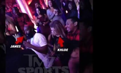 Khloe Kardashian and James Harden: Spotted in Vegas!