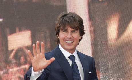 Tom Cruise Refuses to Pose With Co-Star Rebecca Ferguson: Did She Reject His Scientologist Swag?