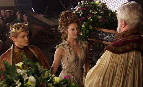 Joffrey and Margaery Wedding Ceremony