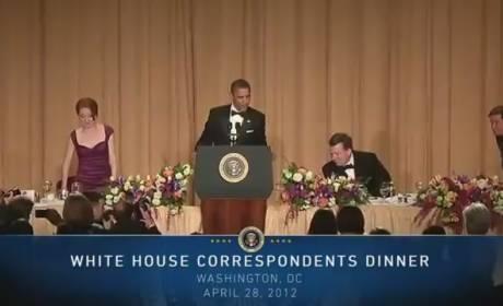 President Obama White House Correspondents Dinner Speech 2012
