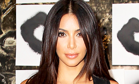 Kim Kardashian Nip Slip, Side Boob & More: Mrs. West Flaunts INSANE Rack in X-Rated Overalls