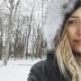 Kristin Cavallari: Makeup-Free Snow Day!
