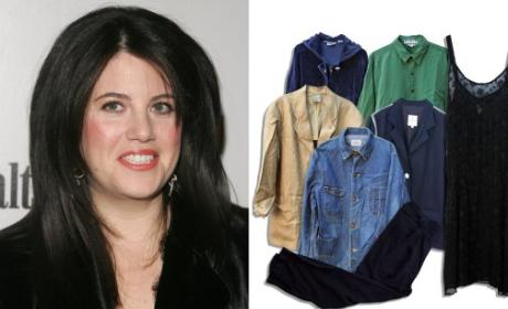 Monica Lewinsky Negligee, Other Items Up For Auction