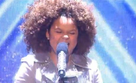 Rachel Crow Sings, Asks: Can You Feel It?