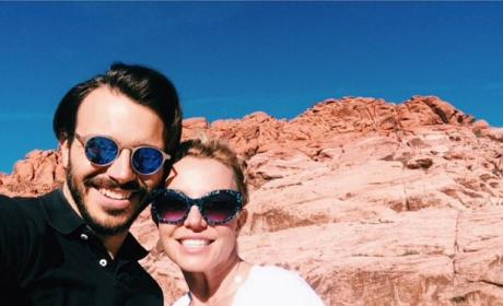 Charlie Ebersol: Britney Spears Makes Me a Better Person!