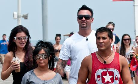 Snooki and Jionni LaValle: Back Together?